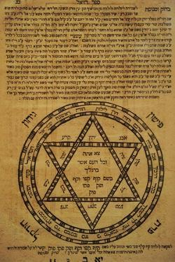 Judaism. Divine Protection. Amulets. Often Consisted of Scrolls Written in Hebrew and the Texts…