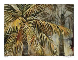 Palm Breeze I by Judeen