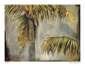 Palm Breeze II by Judeen