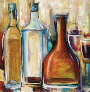 Wine I by Judeen