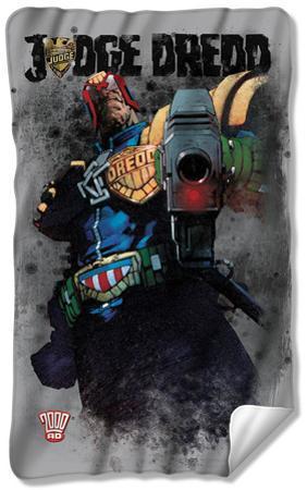 Judge Dredd - Last Words Fleece Blanket
