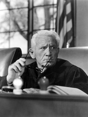 Judgment At Nuremberg, Spencer Tracy, 1961