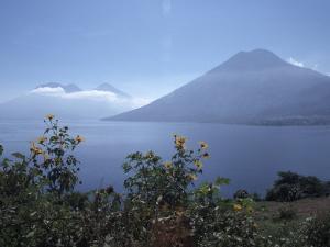 Lake Atitlan, Guatemala by Judith Haden