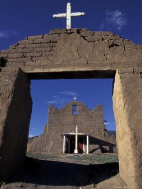 Picuris Pueblo, New Mexico, USA by Judith Haden