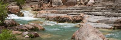 USA, Arizona. Havasu Creek, Havasu Creek Canyon, Grand Canyon National Park.
