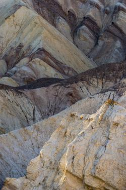 USA, California. Golden Canyon, Death Valley National Park. by Judith Zimmerman