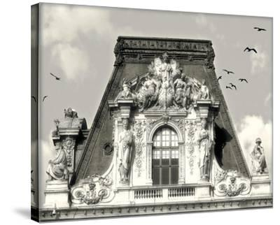 Louvre by Judy Mandolf
