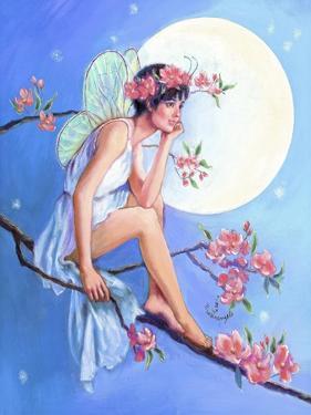 Apple Blossom Fairy by Judy Mastrangelo