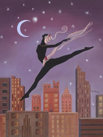 Art Deco Leap