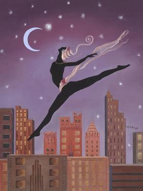 Art Deco Leap by Judy Mastrangelo