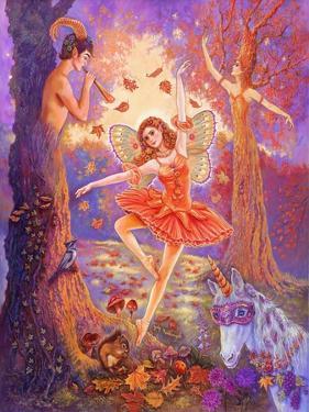 Autumn Ballet by Judy Mastrangelo