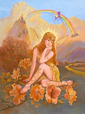 Fairy of Fantasy by Judy Mastrangelo