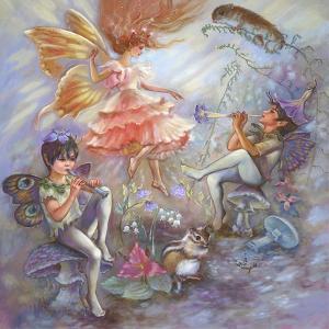 Fairy Revels by Judy Mastrangelo