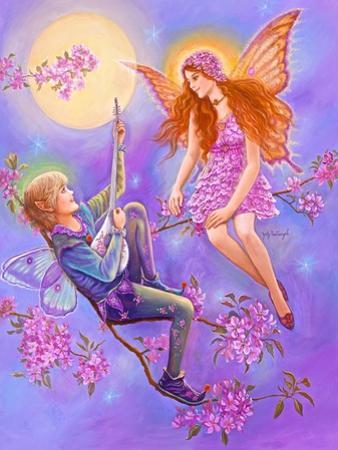 Fairy Serenade by Judy Mastrangelo
