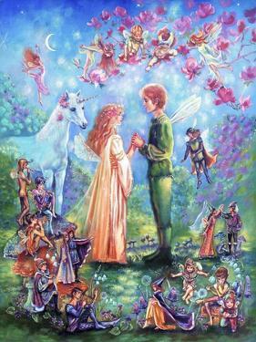 Fairy Wedding by Judy Mastrangelo