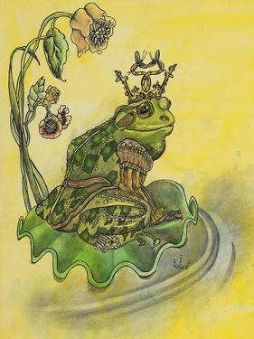 Frog Prince by Judy Mastrangelo