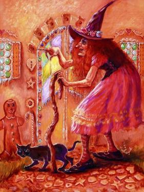 Gingerbread Witch by Judy Mastrangelo