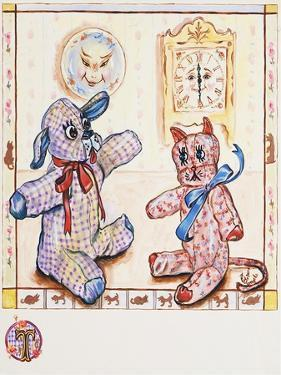 Gingham Dog and Calico Cat by Judy Mastrangelo