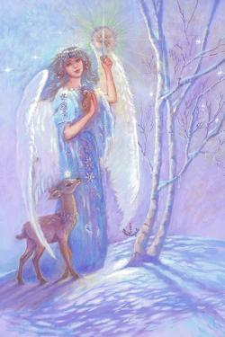 Guardian Angel of Winter by Judy Mastrangelo