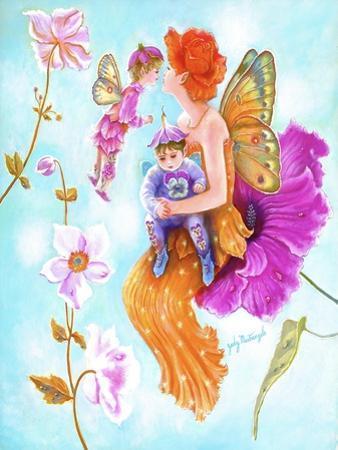 Mother Fairy's Kiss by Judy Mastrangelo