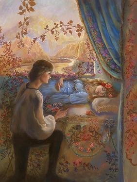 Sleeping Beauty by Judy Mastrangelo