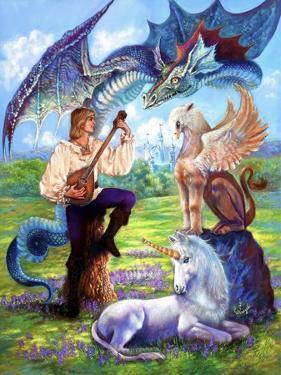Song of Fantasy by Judy Mastrangelo