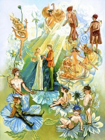 Thumbelina's Wedding by Judy Mastrangelo