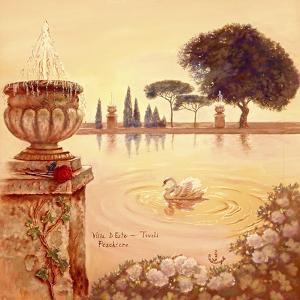 Tivoli Pond by Judy Mastrangelo
