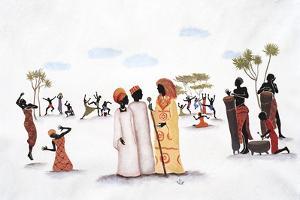 Tribal Wedding by Judy Mastrangelo
