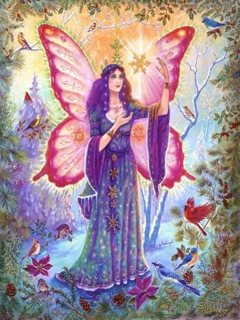 Winter Fairy by Judy Mastrangelo