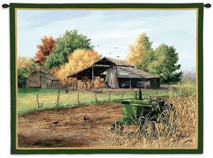 End of Harvest by Judy Richardson