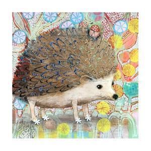 Hedgie by Judy Verhoeven