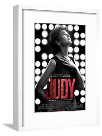 Judy--Framed Art Print