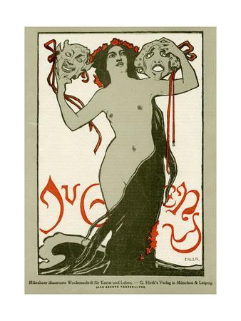 https://imgc.allpostersimages.com/img/posters/jugend-front-cover-naked-woman-with-long-hair-and-masks_u-L-PSCR920.jpg?p=0