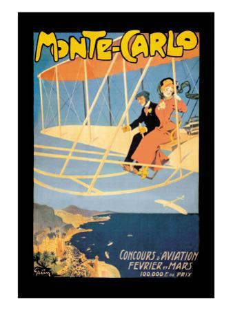 Monte Carlo Concours d'Aviation
