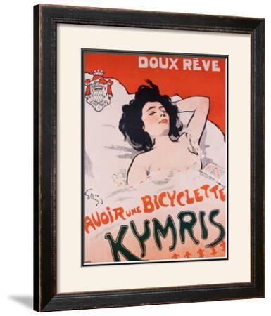 Bicyclette Kymris, Doux Reve by Jules-Alexandre Grün