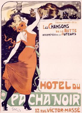 Hotel du Pacha Noir by Jules-Alexandre Grün