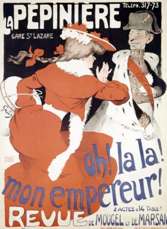 La Pepiniere, Oh la La Mon Empereur by Jules-Alexandre Grün