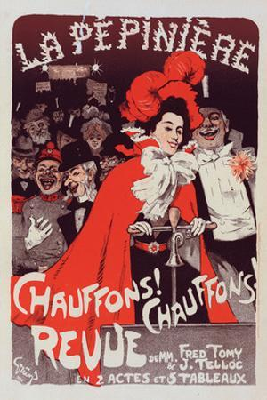 La Pépinière - Chauffons by Jules-Alexandre Grun
