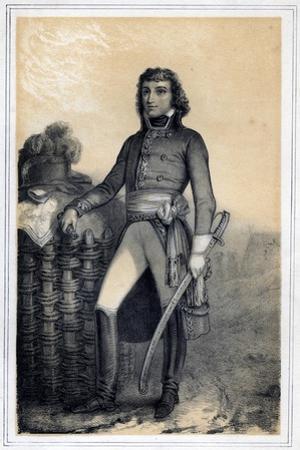 Barthélemy Catherine Joubert, French General, 19th Century