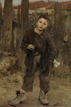 Pas Mèche (Nothing Doin), 1882 by Jules Bastien-Lepage