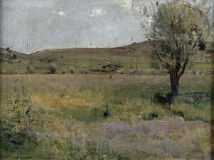 Summer Landscape by Jules Bastien-Lepage