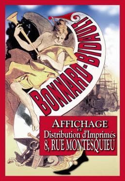 Bonnard-Bidault by Jules Ch?ret