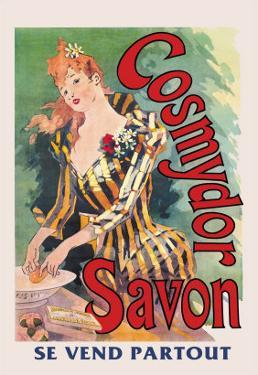 Cosmydor Savon by Jules Ch?ret