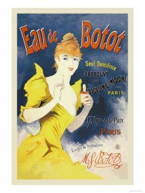 Eau de Botot by Jules Ch?ret