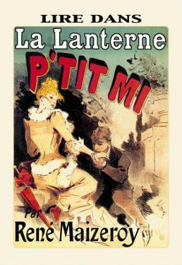 La Lanterne: P'tit Mi by Jules Ch?ret