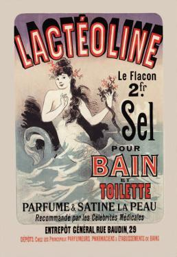 Lacteoline by Jules Ch?ret
