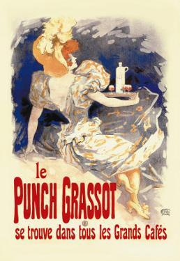 Le Punch Grassot by Jules Ch?ret