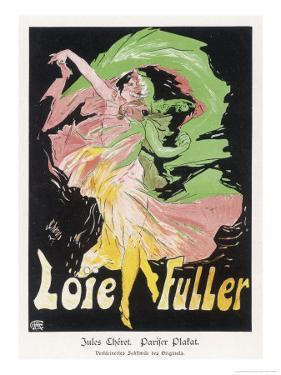 Loie Fuller by Jules Ch?ret
