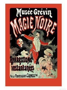 Magic Noire by Jules Ch?ret